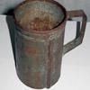 Prisoner Mug.Courtesy of The Gulag Museum at Perm-36.