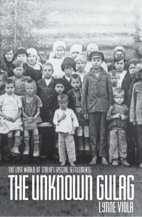 book cover of Unknown Gulag